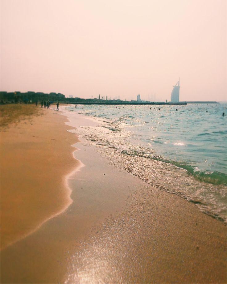 Kite Beach & Burj Al Arab, Dubai, UAE #evishaindubai