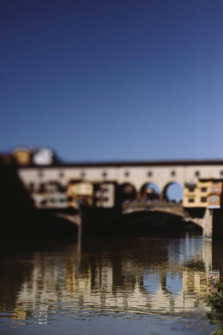Arno River in Florence • Fine Art Photographer • Lucrezia Cosso