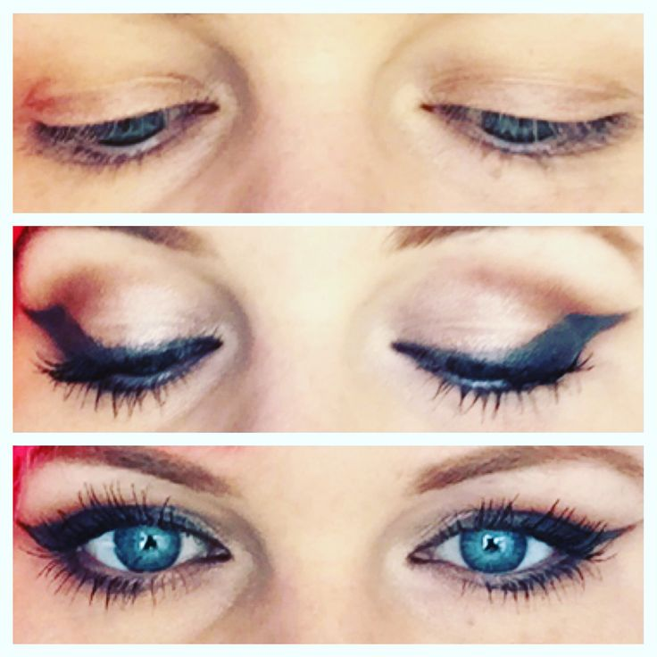 25+ Best Ideas About Hooded Eyelid Makeup On Pinterest ...