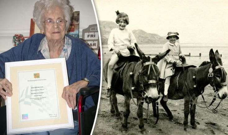 Teacher who devoted her life to helping others FINALLY graduates aged 101 http://www.express.co.uk/news/uk/791647/OAP-devoted-life-teacher-graduated-aged-101-degree-roehampton?utm_campaign=crowdfire&utm_content=crowdfire&utm_medium=social&utm_source=pinterest
