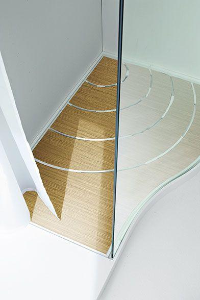 ... nice shower floor finsh
