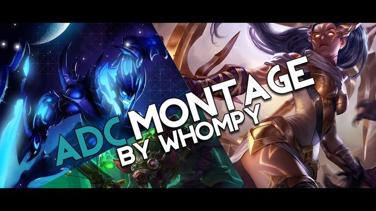 LoL ADC Montage - Whompy | League of Legends Montage https://www.youtube.com/watch?v=LiSYaTgs65s #games #LeagueOfLegends #esports #lol #riot #Worlds #gaming