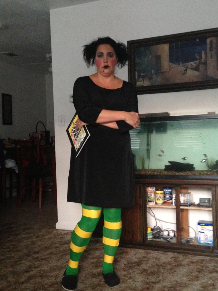 9 best Viola Swamp costume ideas images on Pinterest  Teacher