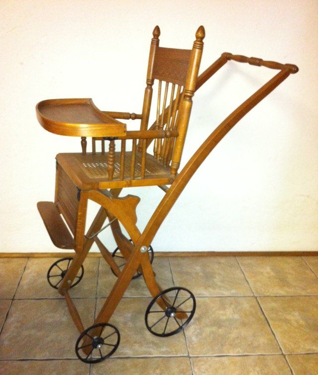 1000+ Ideas About Antique High Chairs On Pinterest