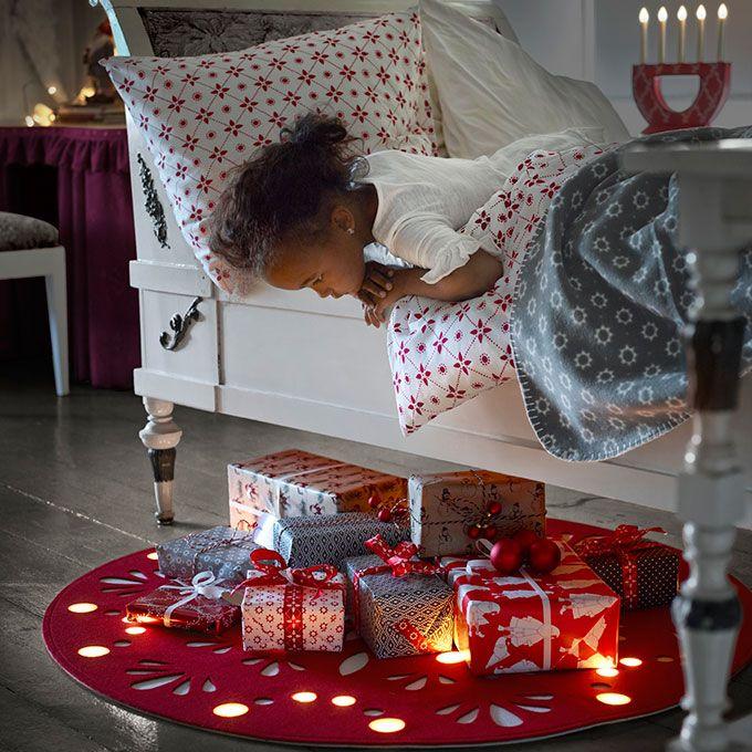 Helenes underbara jul!: Julen på IKEA 2015 - en sneak peek.