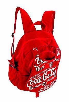 Coca-Cola Back Pack