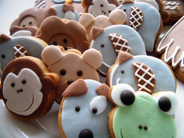 COOKIE IDEAS FOR BABY BIRTHDAY