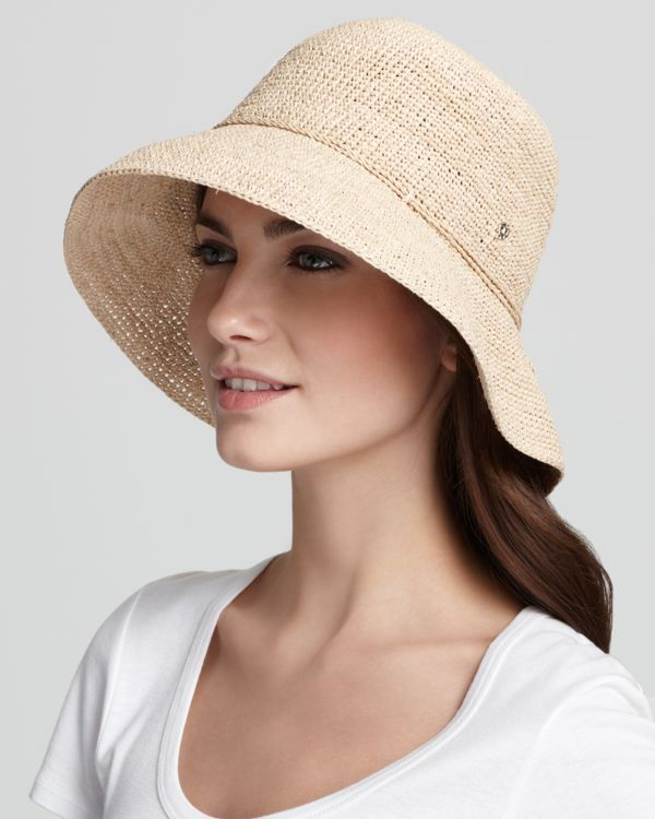 Helen Kaminski Provence 8 Raffia Hat