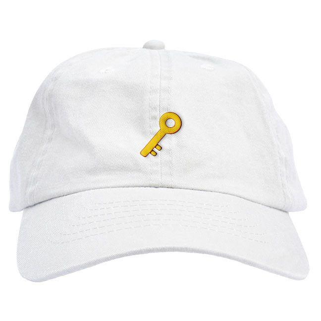 Key Emoji Dad Hat
