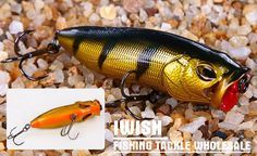 Wholesale Fishing Lure | Fishing Lure Manufacturer | Discount Fishing Tackle