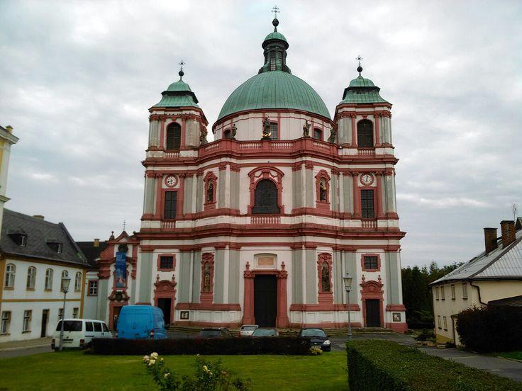 Bazilika sv.Vavřince a sv.Zdislavy, Jablonné v Podještědí