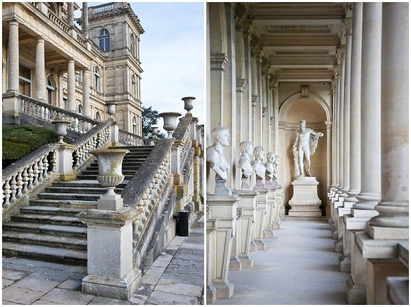 Chateau Paris  / Photography © One and Ony Paris Photography