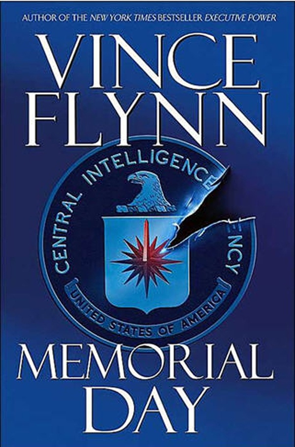 """Vince Flynn's """"Memorial Day"""" is on Richard L's Cybook. via http://www.facebook.com/Bookeen"""