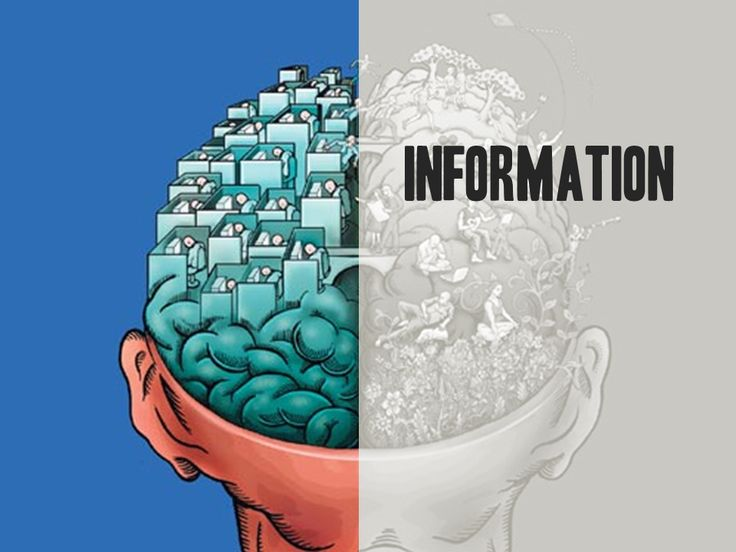 Information-based courses focus on information and facts