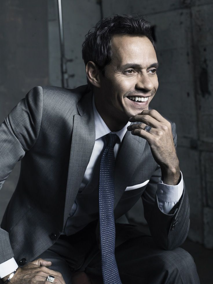 The pose (and clothes) of a confident man. #MarcAnthony #Kohls