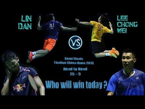SF - 2015 China Superseries - Lee Chong Wei vs Lin Dan - Thaihot China O...