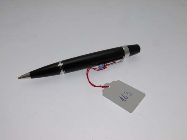 stylo mont blanc paris 17