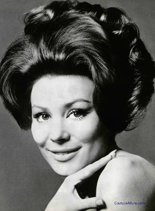 Big Hair 1964 Big Hairstyles From The 60s Pinterest