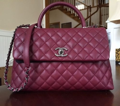 13d514705348 Pin by RCE Love on Chanel Kelly Bag | Chanel coco handle, Coco handle, Bags