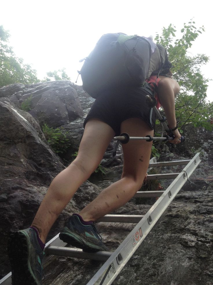 For women's eyes only: thru hiking specifics