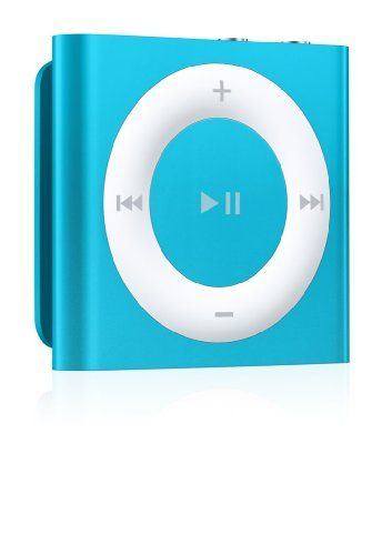 nice Apple iPod Shuffle (4.GEN.) MD775 FD/A Portable Media Player ( MP3 Playback )
