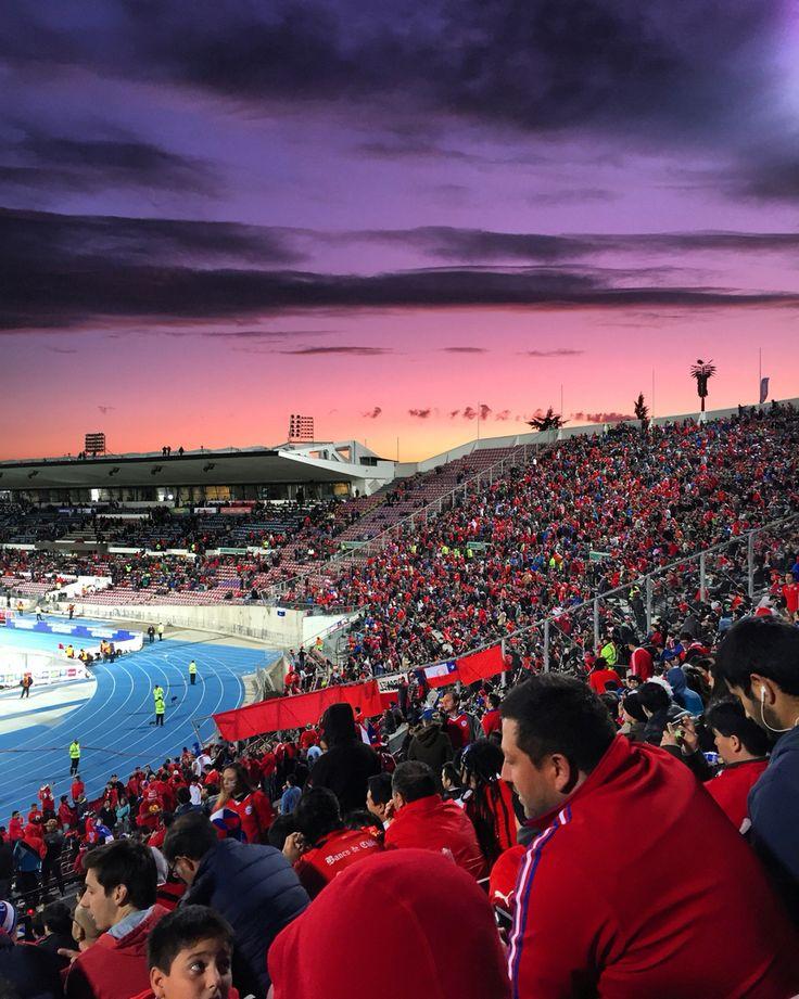 Chile vs Brasil 2015