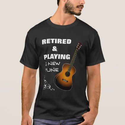 #customize - #Funny Musicians Retirement Slogan Graphic T-Shirt