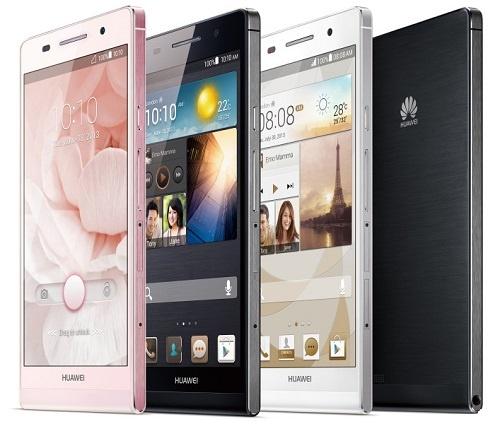 Huawei Ascend P6 Price In Pakistan