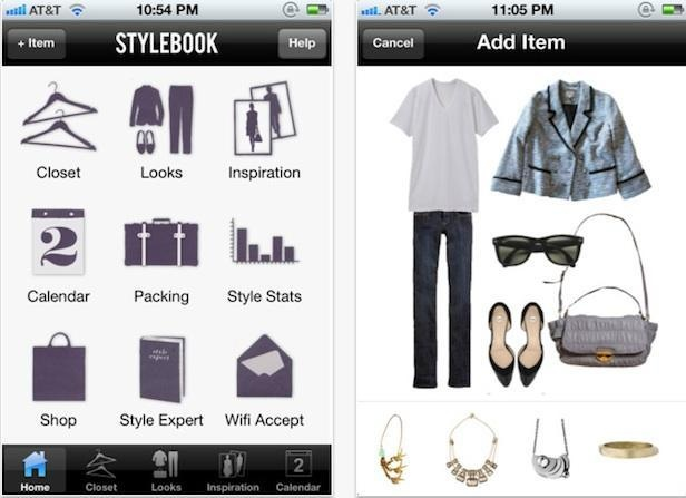 Awesome  Fashion Apps to Digitize Your Closet