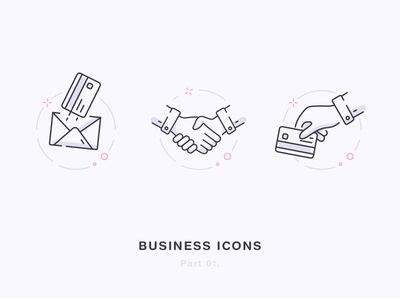 Business Icons Part.01