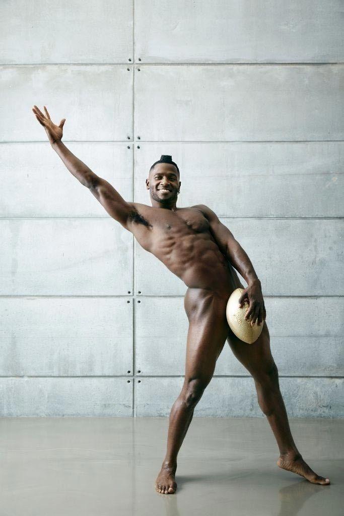 Антонио Браун, игрок в американский футбол