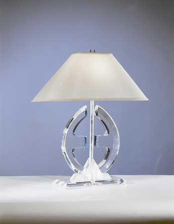 ARCH LAMP By Shahrooz Shahrooz Art.com   #AcrylicFurniture,  #LuciteFurniture ACRYLICORE