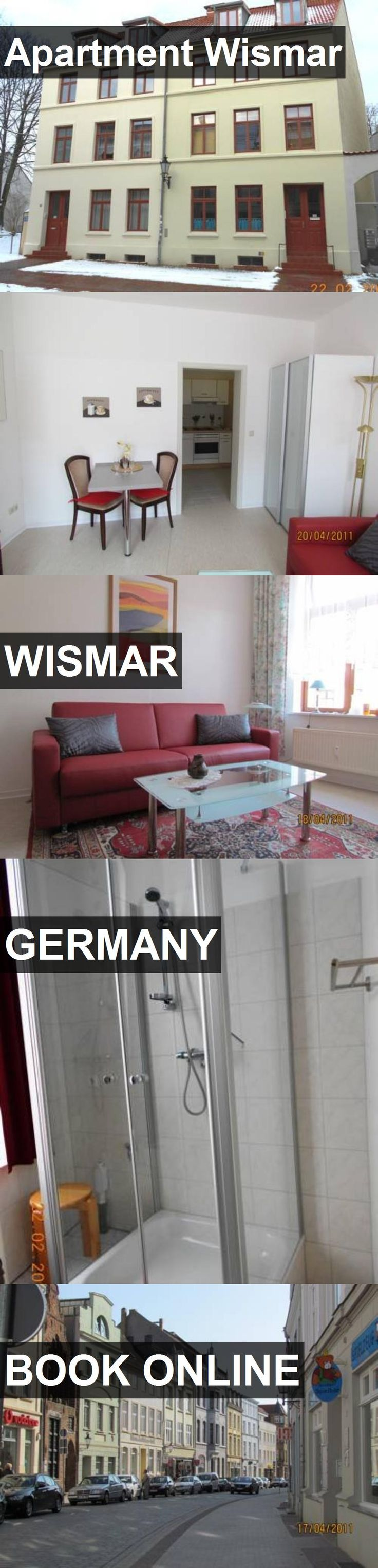 Apartment Wismar in Wismar, Germany. For more information, photos, reviews and best prices please follow the link. #Germany #Wismar #travel #vacation #apartment