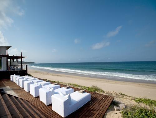 White Pearl Resort, Ponta Mamoli, Mozambique.