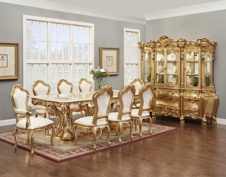 The Anastasia Quinn Dining Room