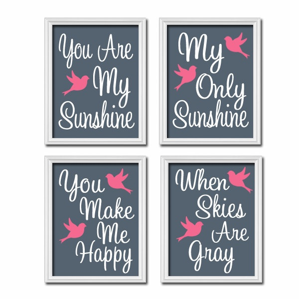You Are My Sunshine Wall Decor 30 best you are my sunshine images on pinterest | my sunshine