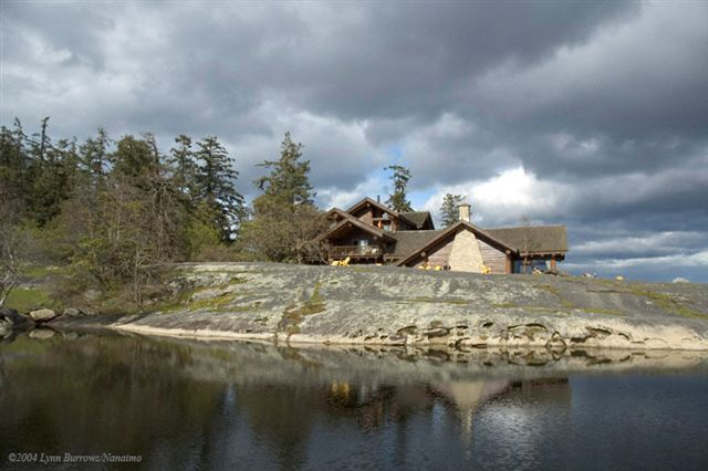 Yellow Point Lodge, Vancouver Island--best place to relax, recharge, renew...
