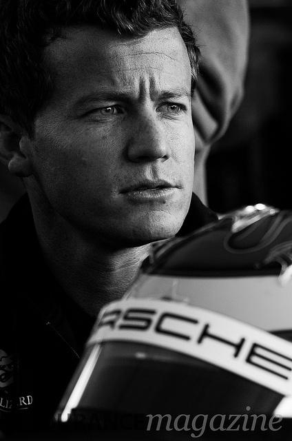 Patrick Long, 24 Heures du Mans 2012 - Pesage by geoffroy.barre, via Flickr