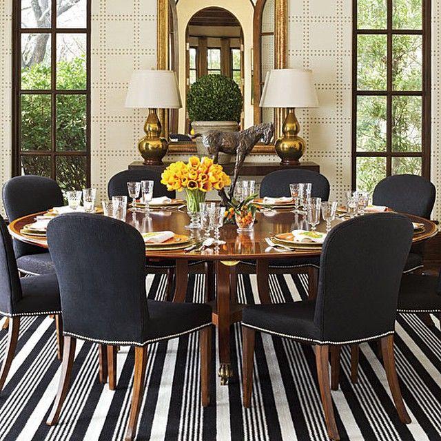 Elegant Dining Room Tables: 337 Best Dining Rooms Images On Pinterest