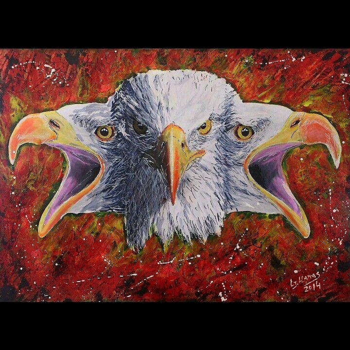 El poder del Aguila.