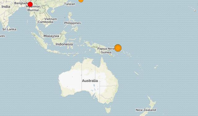 Тайны Планеты: Папуа-Новая Гвинея. Землетрясение магнитудой 6.7