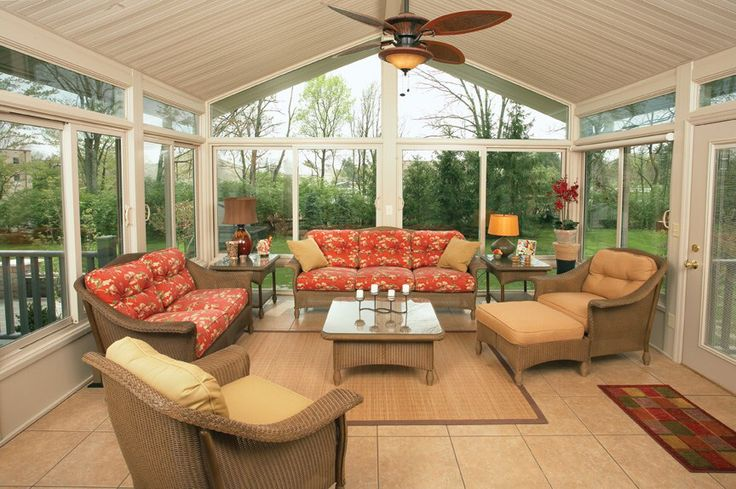 51 Best Front Porch Sunroom Images On Pinterest