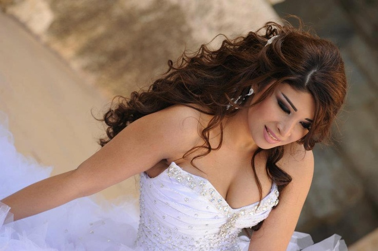 Pictures Of Lebanese Bride Hairstyles 116