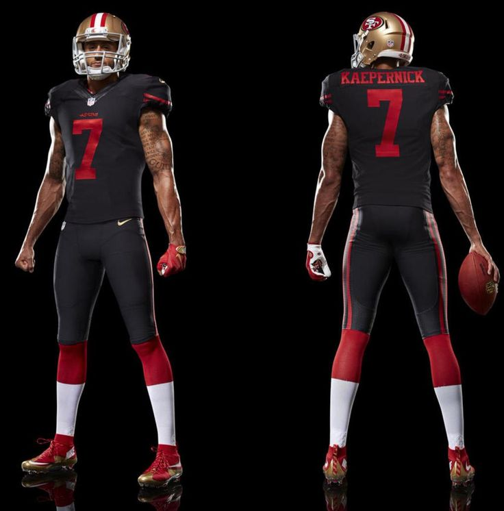 low priced e1dea f6b6a youth 2012 new nfl jerseys san francisco 49ers 7 colin ...