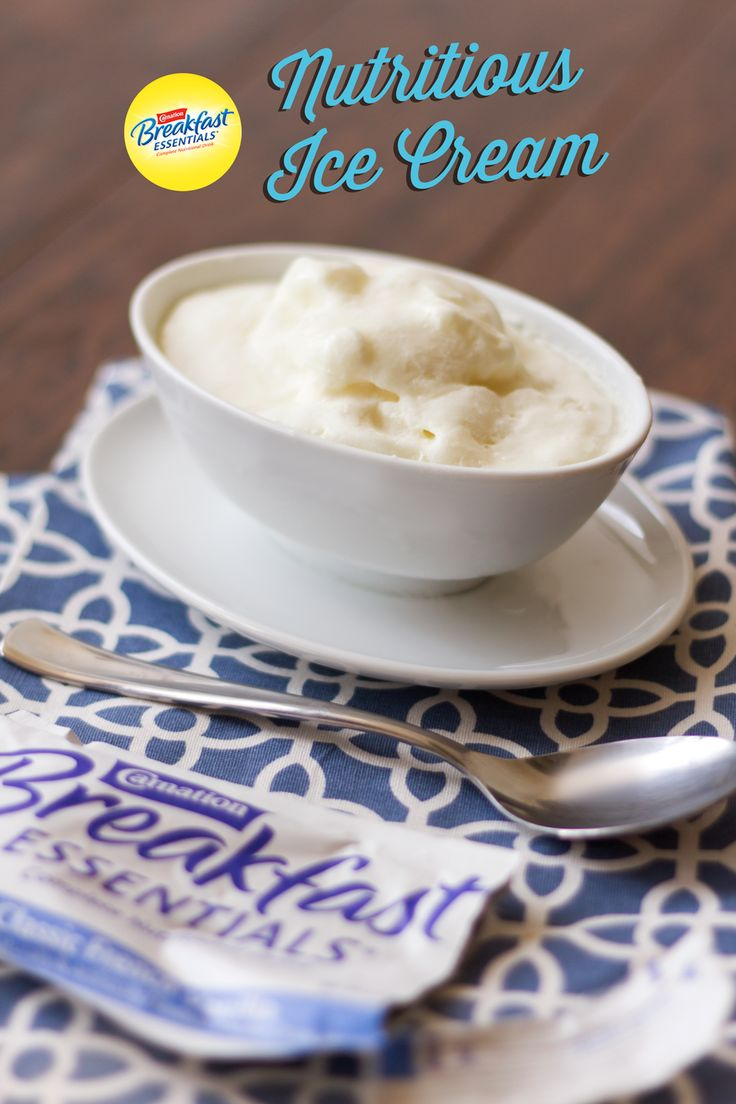 Give your kids a treat you both can enjoy with this nutritious DIY ice cream…