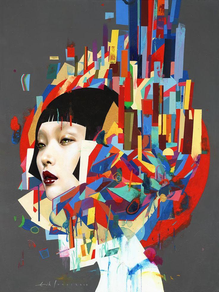 nuncalosabre.Arte - Erik Jones