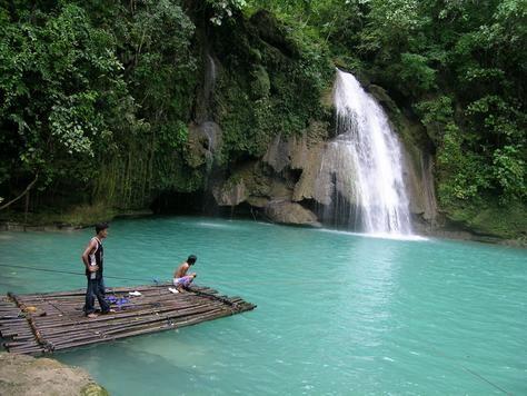 Philippines: Cebu Philippines, Spaces, Beautiful Philippines, Favorite Places, Beautiful Waterfalls, Dream, Beautiful Places, Waterfalls Philippines, Travel Philippines