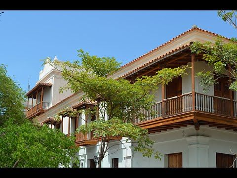 Museo del Oro Tairona - Casa de la Aduana de Santa Marta - YouTube