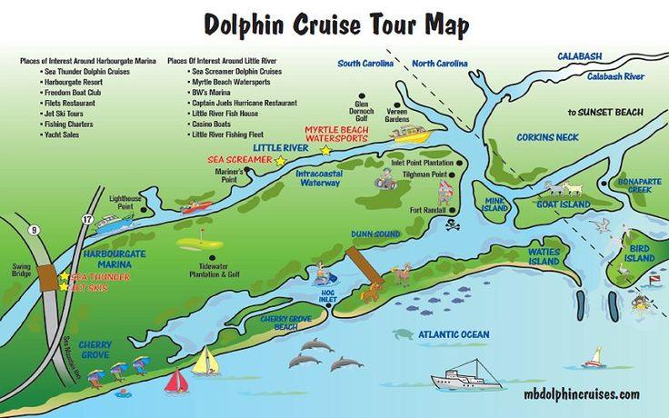 Myrtle beach dolphin cruises myrtle beach sc for Myrtle beach deep sea fishing prices