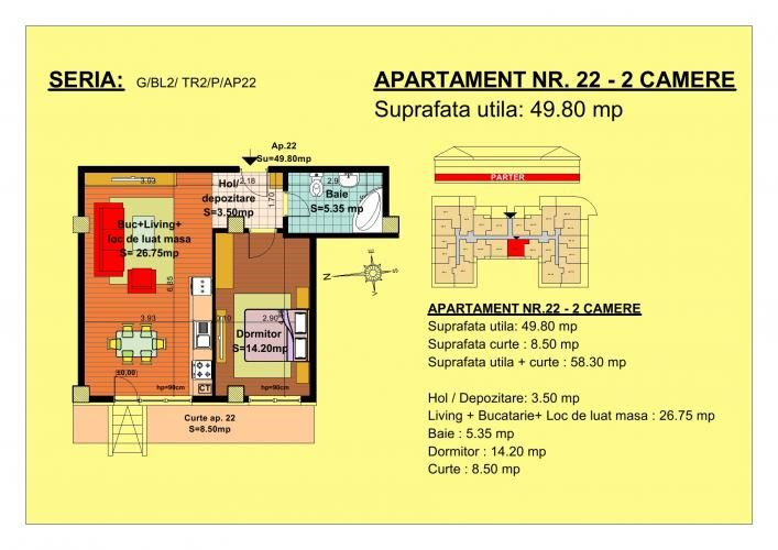 Vand apartament 2 camere, parter, zona Tractorul-Brasov Situate pe strada Nicolae Labis nr 52, blocurile sunt construite pe un regim de inaltime de P+2 E + Mansarda, cu 2 lifturi si sunt realizate arhitectural cat sa permita acelasi grad de lumina in toate apartamentele.  Acceptam orice forma de plata: Cash, Credit Ipotecar, Prima Casa sau Rate la Dezvoltator.( cu un avans de 10000 euro- 5000 la achizitie si 5000 la mutare, rate de 600 euro, perioada maxima 7 ani) Apartam